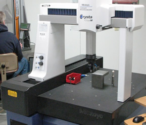CMM and Height Gauge